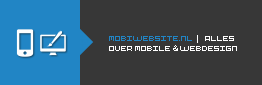 Mobiwebsite: mobile en webdesign